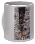 The Watchful Wolf Coffee Mug