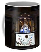 The Watchmaker At Sal Street Coffee Mug