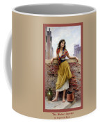 The Water Carrier Poster Coffee Mug