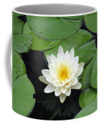 The Water Lilies Collection - 01 Coffee Mug