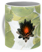 The Water Lilies Collection - Photopower 1034 Coffee Mug