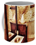 The Water Pitcher And Wash Basin Coffee Mug