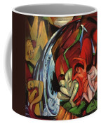 The Waterfall 1912 Coffee Mug