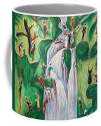 The Waterfall Coffee Mug