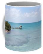 The Waters Of Pigeon Key Coffee Mug