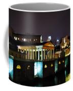 The Waterworks At Night Coffee Mug