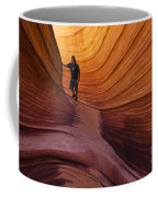 The Wave Beauty Of Sandstone 1 Coffee Mug
