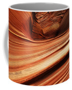 The Wave Layers Of Time Coffee Mug