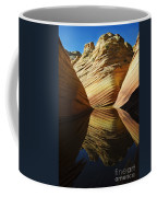 The Wave Reflected Beauty 2 Coffee Mug
