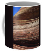'the Wave' North Coyote Buttes 06 Coffee Mug