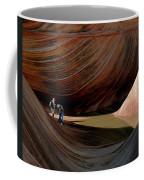 'the Wave' North Coyote Buttes 44 Coffee Mug