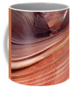 'the Wave' North Coyote Buttes 62 Coffee Mug