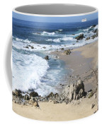 The Waves - The Sea Coffee Mug