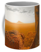 The Way To Frenchman's Peak Coffee Mug