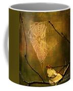 The Web We Weave Coffee Mug by Darren Fisher