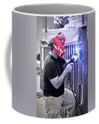 The Welder Coffee Mug