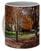 The Well In The Distance-davidson College Coffee Mug
