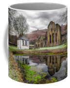 The Welsh Abbey Coffee Mug by Adrian Evans