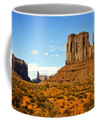 The West Mitten  Coffee Mug