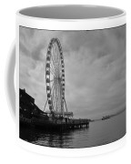 The Wheel And The Ferry Coffee Mug
