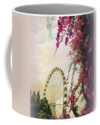 The Wheel Of Brisbane Coffee Mug