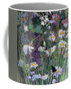 The White Garden Coffee Mug