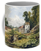 The White House Coffee Mug by William James Muller