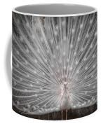 The White Peacock Coffee Mug