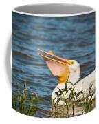 The White Pelican Coffee Mug