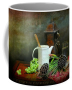 The White Spout Coffee Mug by Diana Angstadt