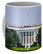 The Whitehouse - Washington Dc Coffee Mug