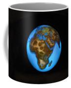 The Whole World Coffee Mug