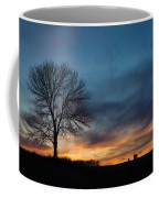 The Wild Blue Coffee Mug
