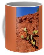 The Will To Live Coffee Mug