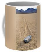 The Winner Death Valley Moving Rock Coffee Mug