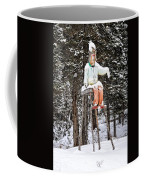 The Winter Greeter Coffee Mug