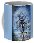 The Wishing Tree Coffee Mug by John Edwards