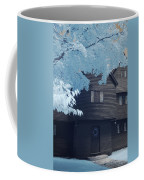 The Witch House In Infrared Coffee Mug