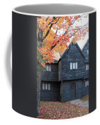 The Witch House Of Salem Coffee Mug
