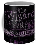 The Wizard's Wagon 2 Coffee Mug