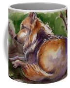The Wolf Star Coffee Mug
