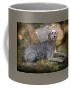 The Wolfhound  Coffee Mug