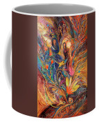 The Women Of Tanakh - Miriam With Timbrels Coffee Mug