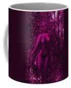 The Wood Nymph Shows Up Coffee Mug
