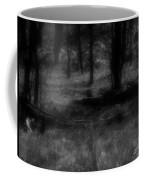 The Woods Are Lovely Dark And Deep Coffee Mug