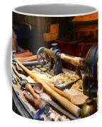 The Woodworker Coffee Mug by Paul Ward