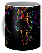 The World In The Past Coffee Mug by Augusta Stylianou