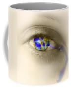 The World Is Weeping Coffee Mug