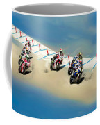 The World Super Bike Grid Coffee Mug