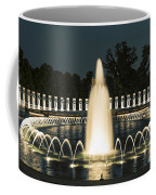 The World War II Memorial Coffee Mug
